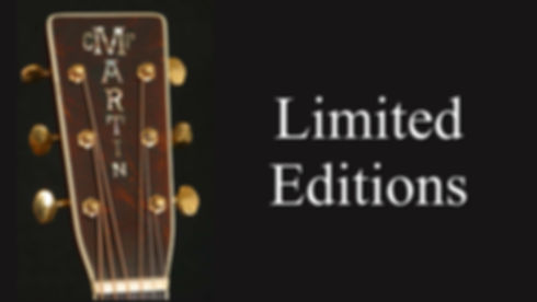 MUSICIANS 1ST CHOICE MARTIN LIMITED EDITIONS