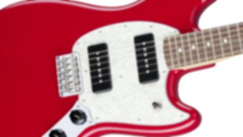 MUSICIANS 1ST CHOICE FENDER MUSTANG GUITARS