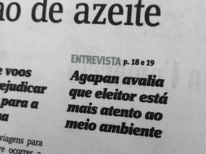 ENTREVISTA   Agapan está ativa há 50 anos no ambientalismo, diz Lacerda