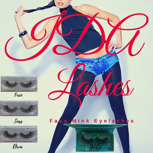 IDA lashes