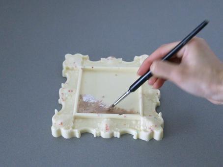 Tutorial: Chocolate DIY Painting – Beach Edition