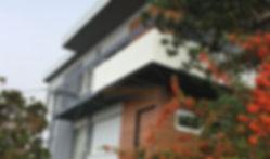 Garde-corps Terrasse ossature métallique