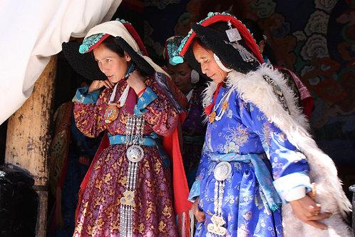 Ladakh: Learn, Serve & Immerse