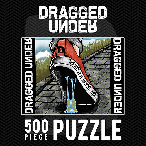 Dragged Under Quarantine Puzzle PRE ORDER