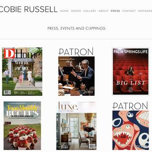 print advertising | website design