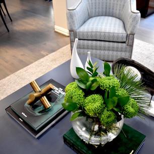 floral design | interior photography
