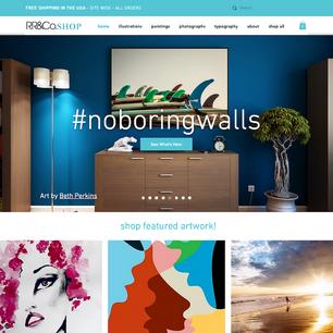 website design | graphic visualization