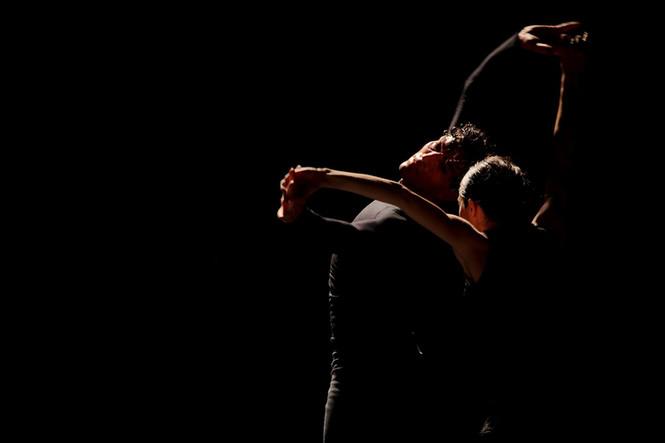 Ana Morales y David Coria