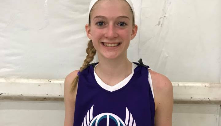 Megan Kirby (Higher Level/Patriot HS/Manasses, VA) 2020 5'4 PG