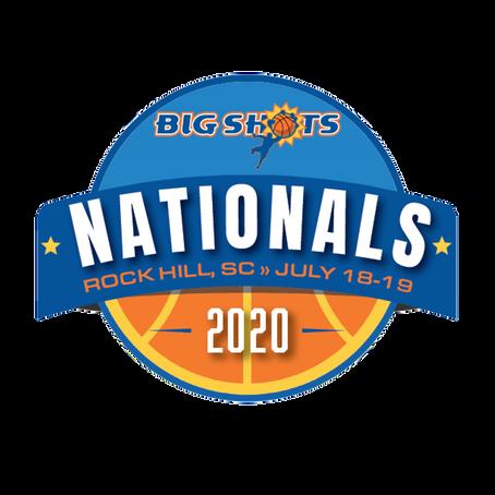 BIG SHOTS NATIONALS (JULY 18TH - 19TH ROCK HILL, SC)