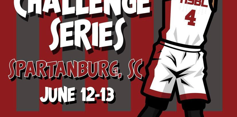 NYBL CHALLENGE - JUNE 12th - 13th SPARTANSBURG, SC