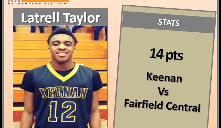 Latrell Taylor (Keenan HS/ Columbia, SC) 2019 6' 1 G