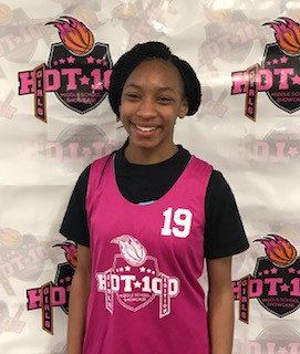 Cyriah Griffin (Independence Middle/Virginia Beach, VA) 2024 5'7 G -