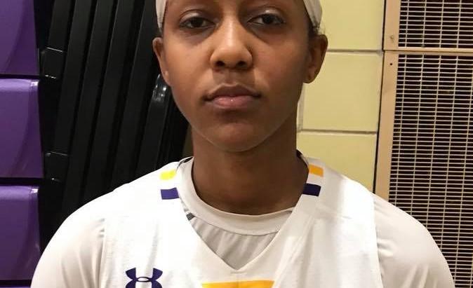 Jasmine Jones (South Shore HS/Brooklyn, NY) 2018 6'2 F