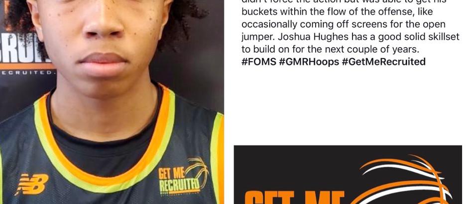 Joshua Hughes (Ben L. Smith HS/Greensboro, NC) 2023 5'10 SG