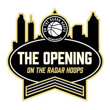 """The Opening"" x On The Radar Hoops | January 2021 | Atlanta, GA"