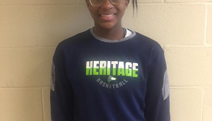 Cydney Johnson (Heritage HS/Wake Forest, NC) 2019 5'11 CG