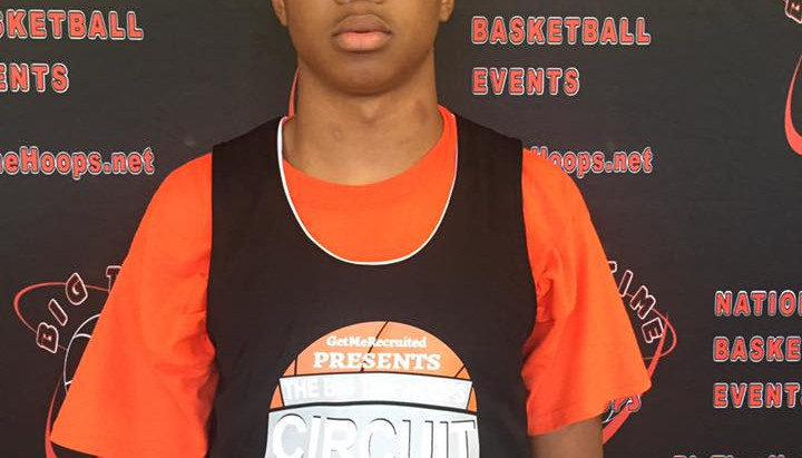 Gregory Scarborough (HC Elite/Lansdowne HS/Baltimore County, MD) 2018 6'3 SF