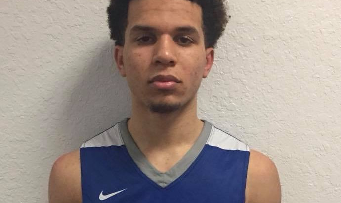 Cole Anthony (Archbishop Molloy/Queens, NY) 2019 6'3 PG