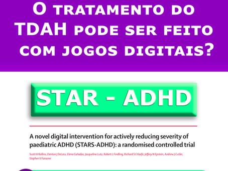 Terapia digital para TDAH funciona? Resumo e comentários sobre estudo STAR
