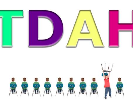 Um pouco sobre o TDAH: diagnóstico, epidemiologia e causas