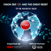 Онлайн-конференция «Vision Zero and the Great Reset»