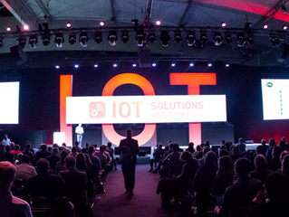 THE IOT SOLUTIONS WORLD CONGRESS