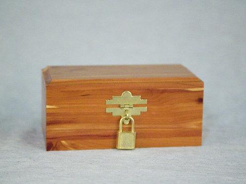 Cedar Box Urn