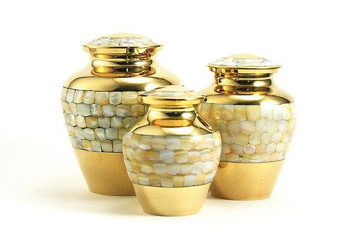 Mother of Pearl Elite Vase Urn