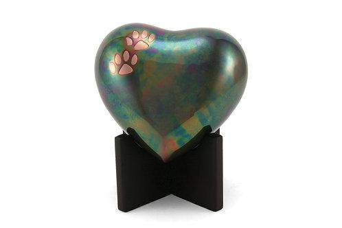 Arielle Heart - Paw Raku