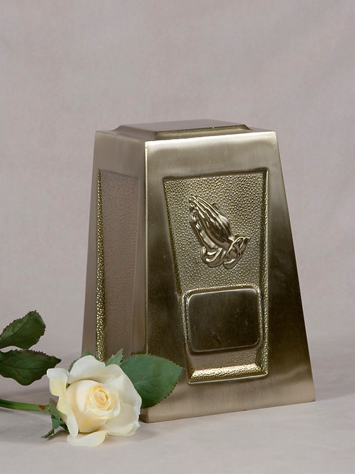 Olympus Praying Hands Urn