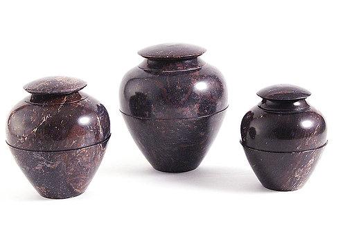 Earthstone Violet Vase Urn
