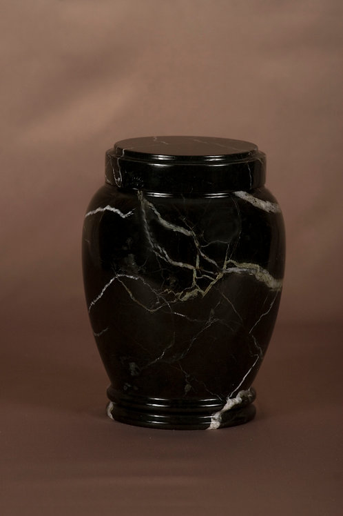 Black Mystic Onyx Urn