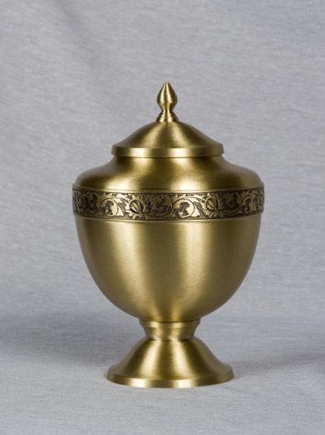 Chalice Brass Urn