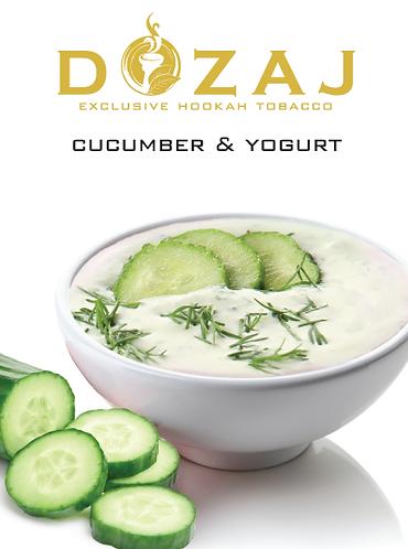 Cucumber-Yogurt