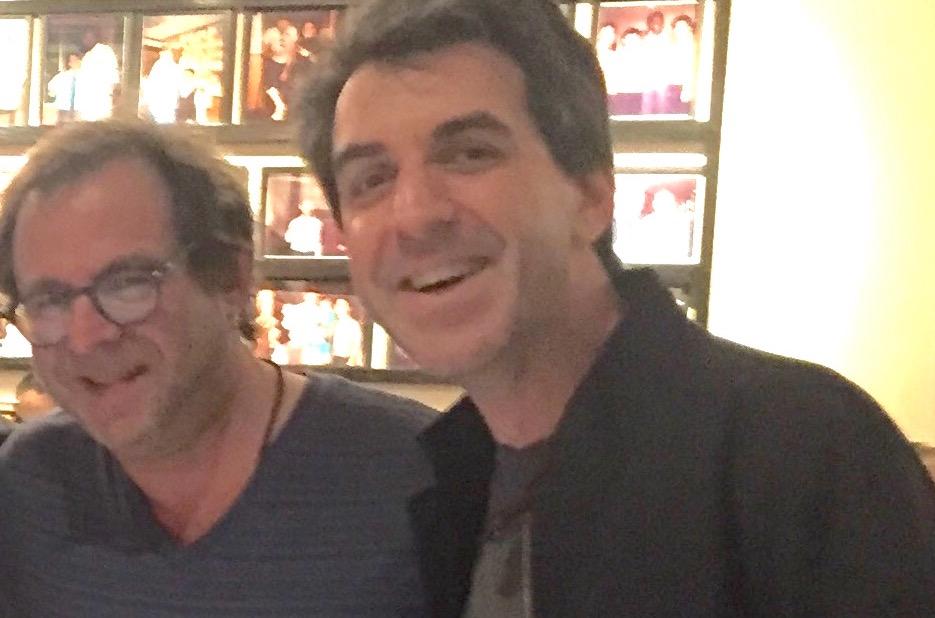 Keith and Jason Robert Brown
