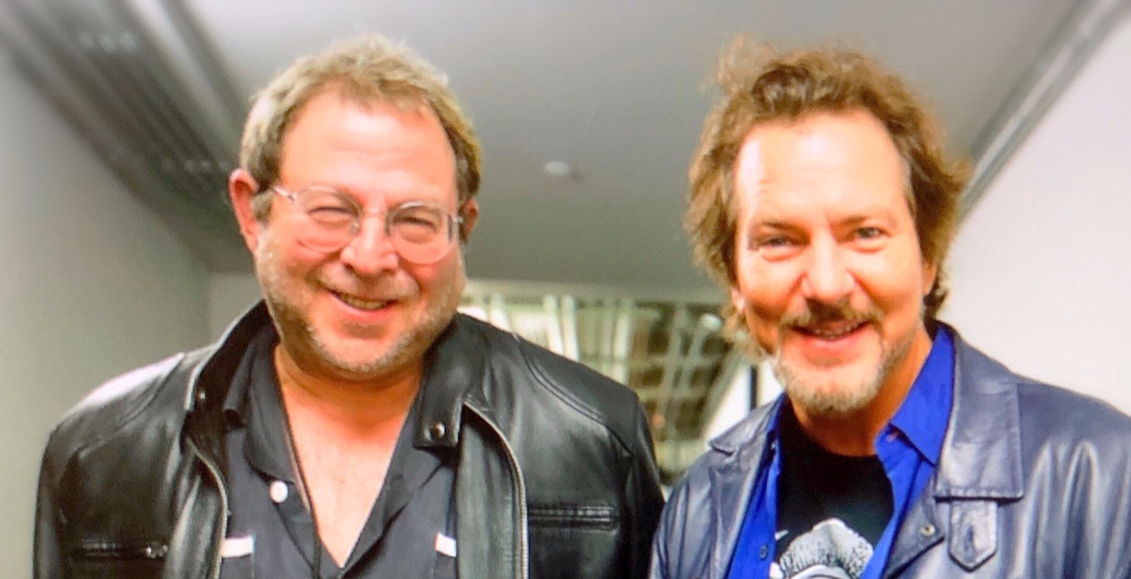 Keith and Eddie Veder