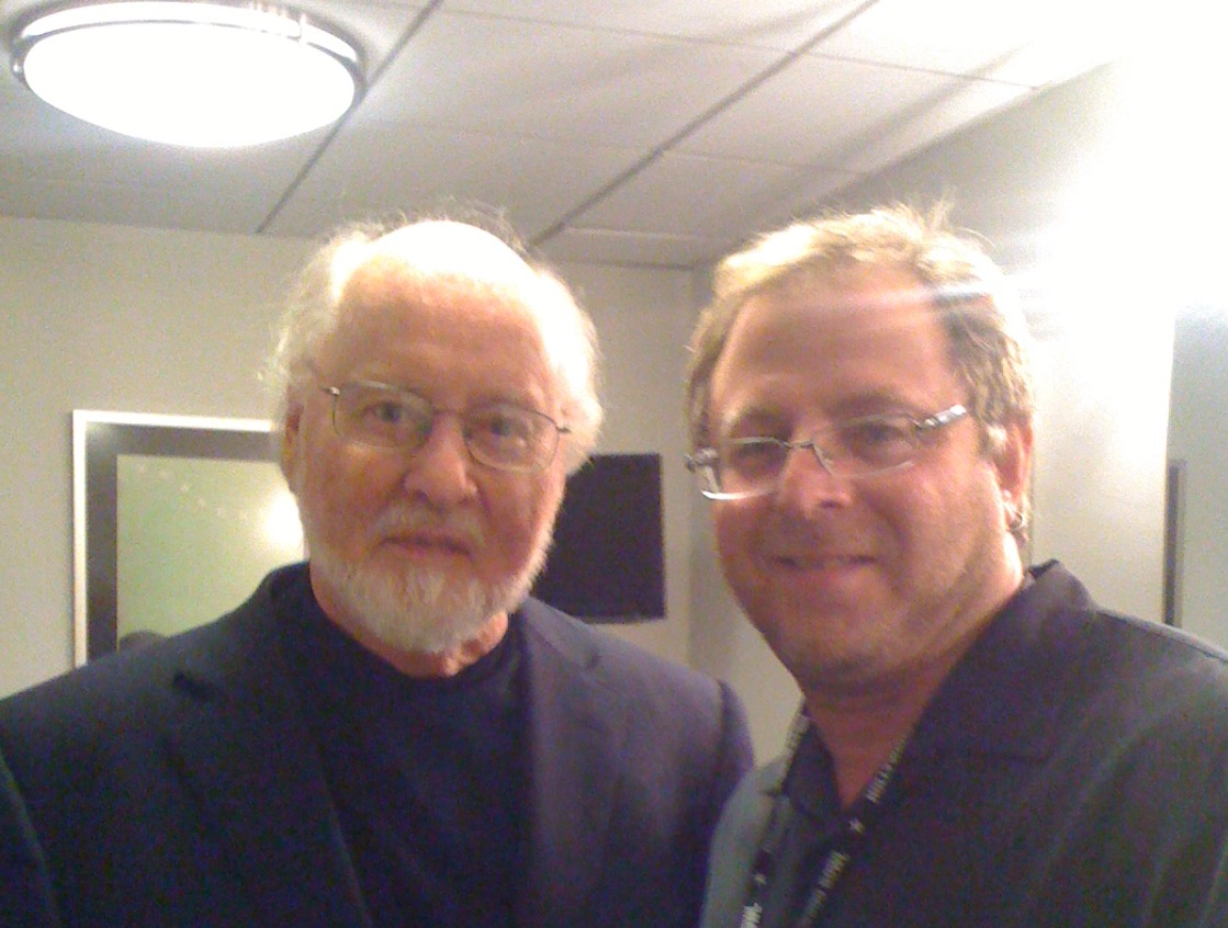 John Williams and Keith