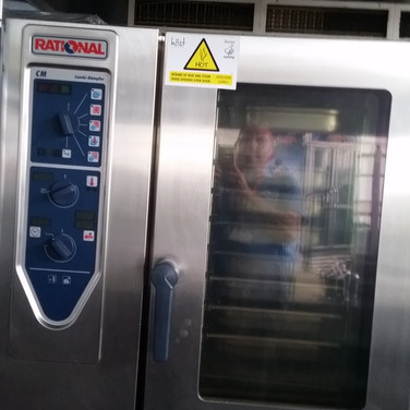 Rational Combi Steam Oven