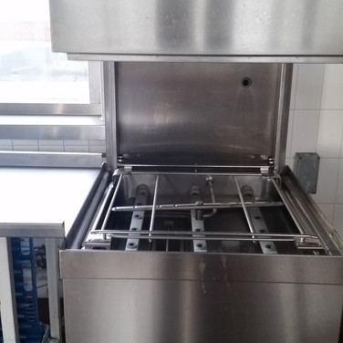 Winterhalter Pass Through Dishwasher