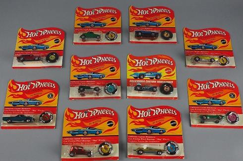 Old Hot Wheels