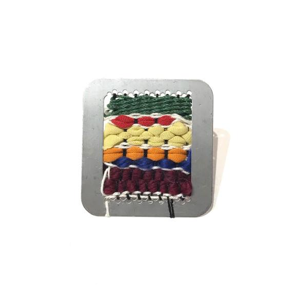 Quarantine Mini Weave 10