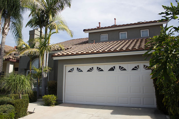 Exterior House Painting Orange County