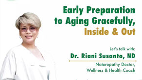 Thera Talk: Early Preparation to Aging Gracefully, Inside & Out