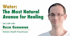 Theratalk: Water: The Most Natural Avenue For Healing