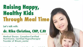 Theratalk: Raising Happy, Healthy Kids Through Meal Time