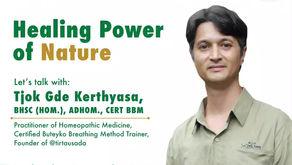 Thera Talk: Healing Power of Nature