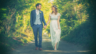 Siobhan and Aedan Daire