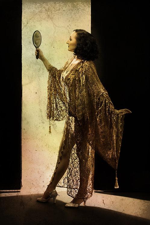 1920s style kimono