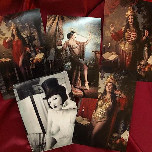 Odelia Opium Prints